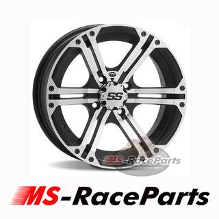 14x6 4+2 4x115 ITP SS 212 front wheel maschined Arctic Cat Prowler