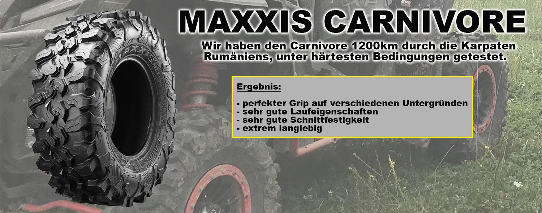 Maxxis Carnivore Reifen