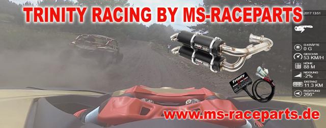 Trinity Racing Can Am Maverick X3