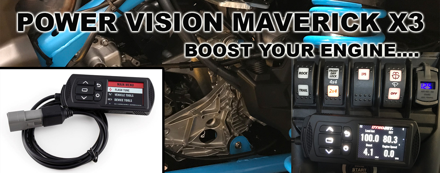 Dynojet Power Vision Maverick X3
