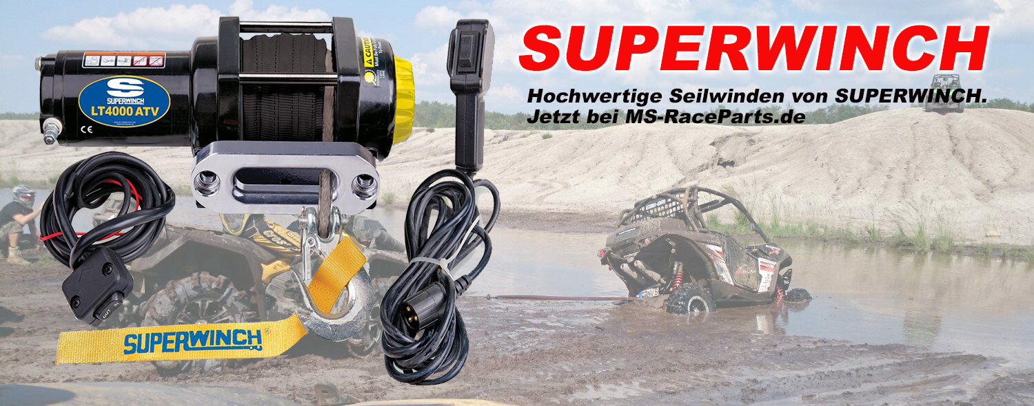 Superwinch Seilwinden bei MS-RacParts.de