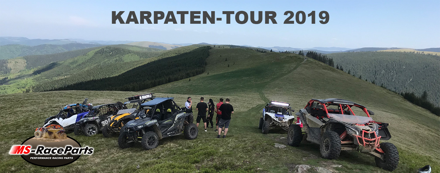MS-RaceParts Karpaten Touren 2019